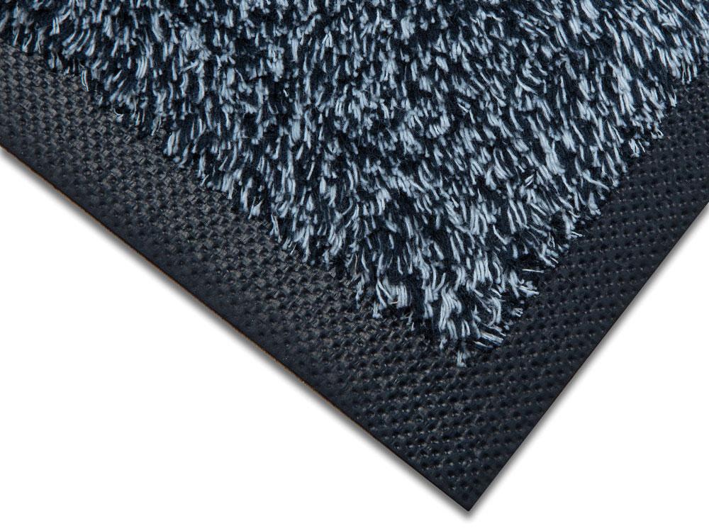 cotton floor mat, BW floor mat, fluid-absorbing floor mat, floor mat that absorbs dirt and fluid, dirt-trapper mat that absorbs dirt and fluid
