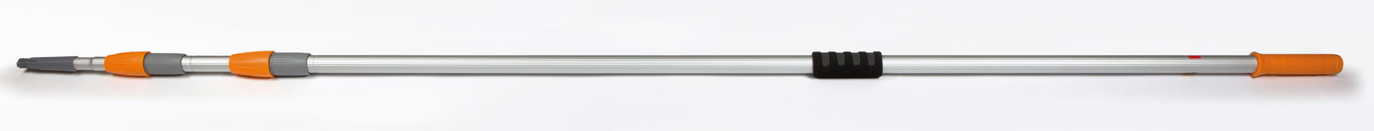 Easy Clean, long extendible telescopic handle 6 meters