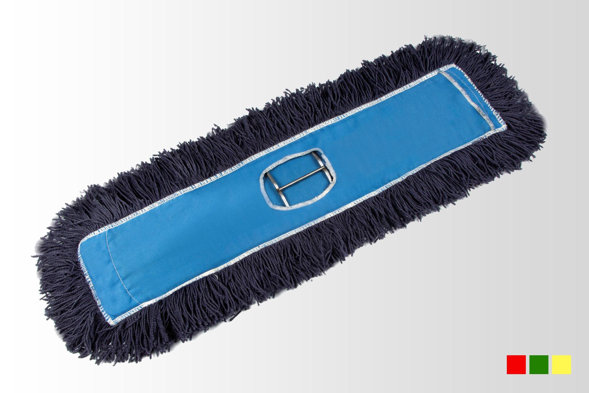 zeep geïmpregneerde vloerwisser op basis van biologisch afbreekbare zeep